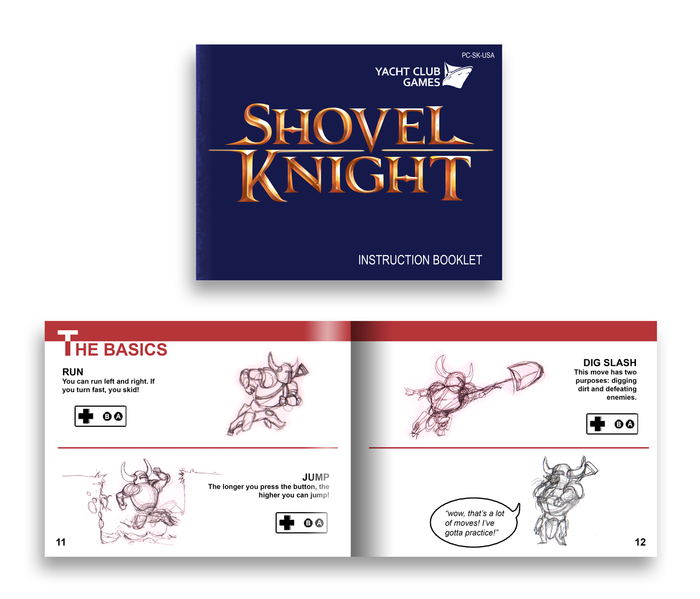 SK Instruction Booklet