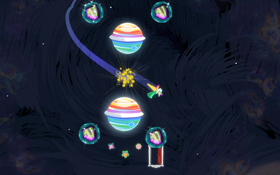 Gravity Ghost 1