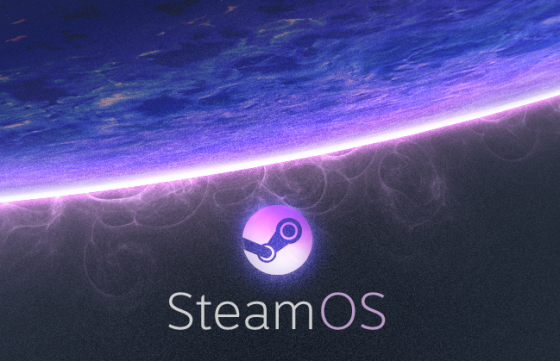 Steam OS graphic