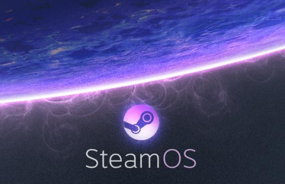 Steam OS graphic