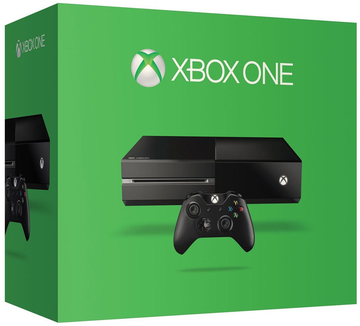 Xbox One console without Kinect will be  399Xbox One Open Game Box