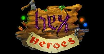 Hex Heroes title