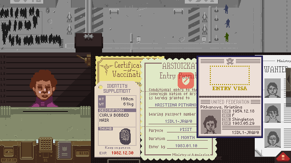 Papers Please Docs Screen1