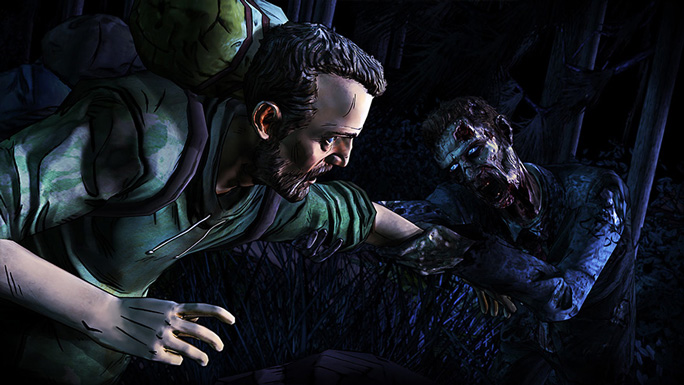 The Walking Dead Telltale Games Zombiefight 684