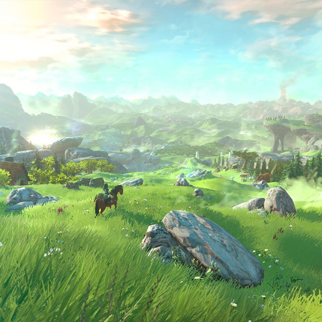 legend of zelda online wii u