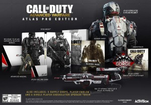 Call of Duty Advanced Warfare Atlas Pro Edition - PlayStation 4