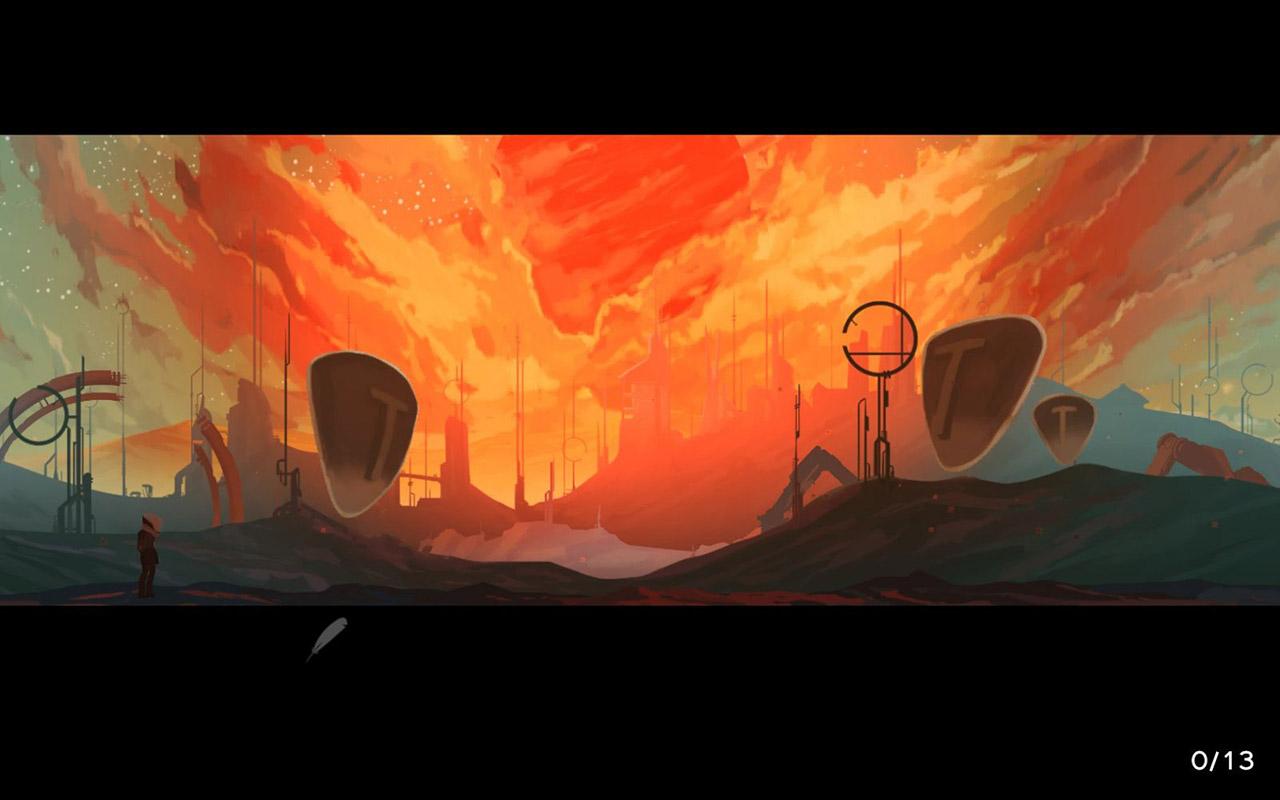 Elegy for a Dead World screenshot