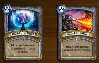 Flamecannon Unstable Portal