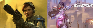 Kerrigan vs. Widowmaker