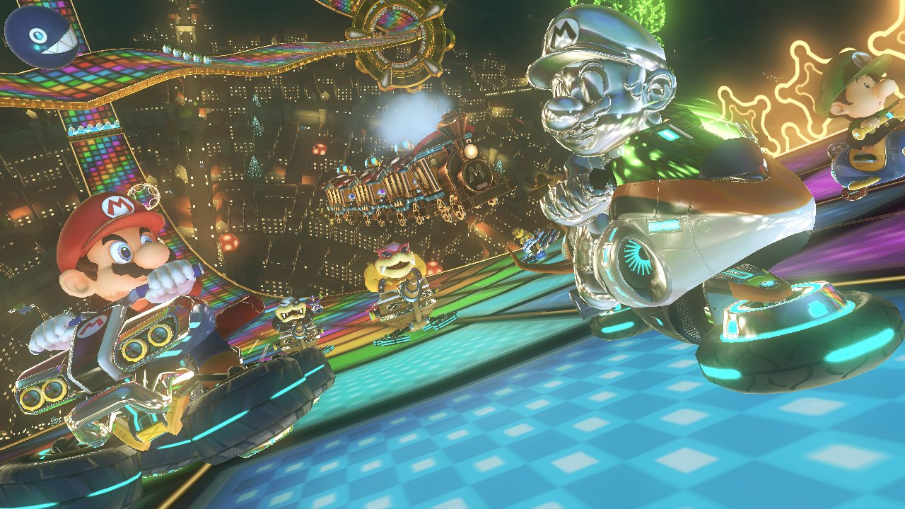 Mario Kart 8 Nintendo Wii U screenshot1