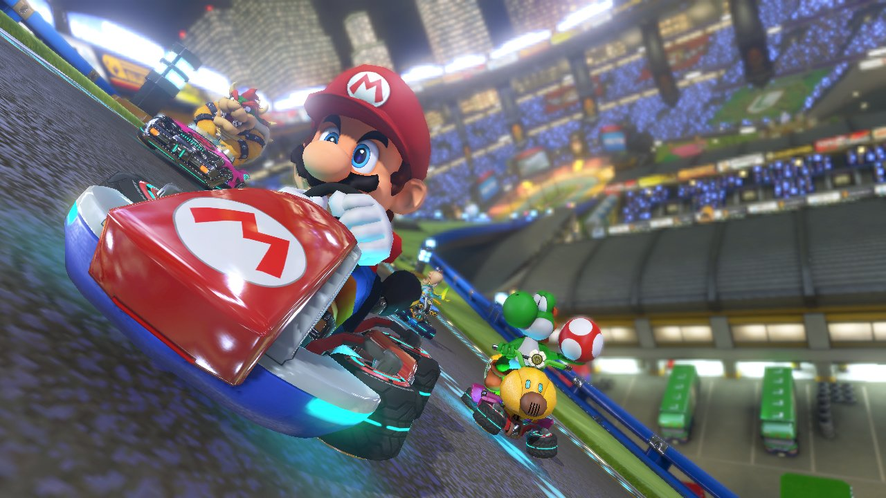 With Mario Kart 8, Nintendo gets DLC right