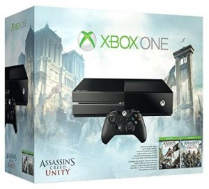 Xbox One Assassins Creed Unity Bundle Box