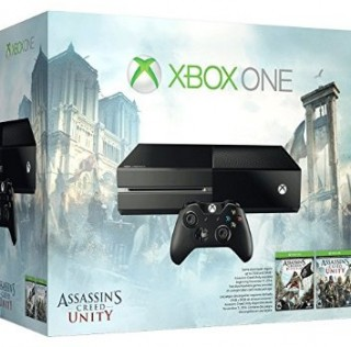 Microsoft drops price Xbox One Assassin's Creed Unity Bundle, again