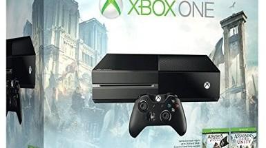 Xbox One Assassins Creed Unity Bundle Box