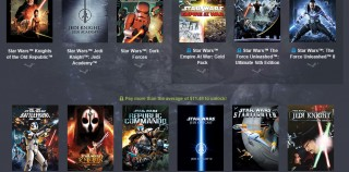 'Star Wars' Humble Bundle gets you 12 games for $12