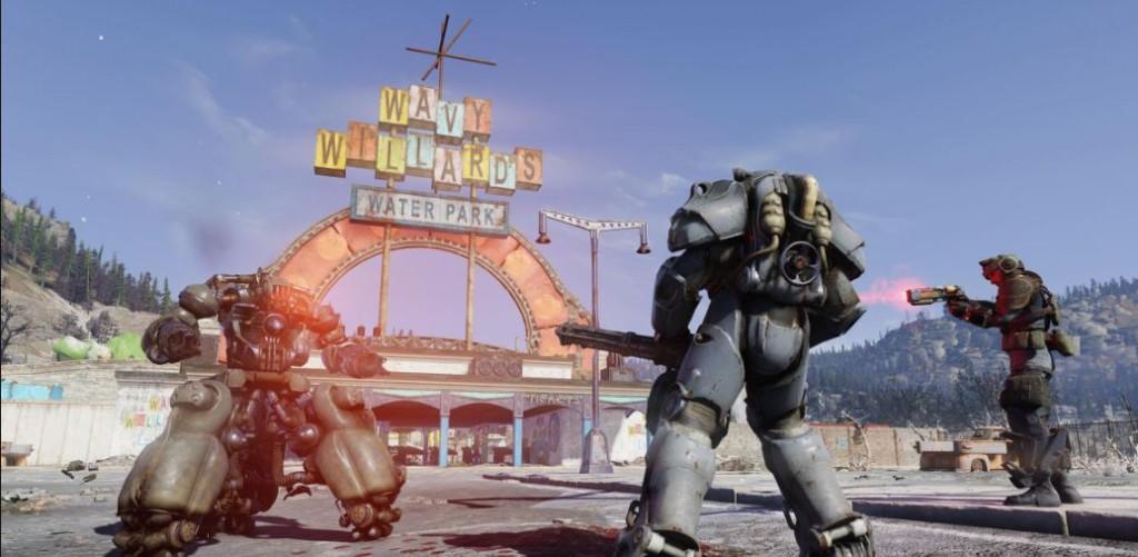 Fallout 76 Fallout 4