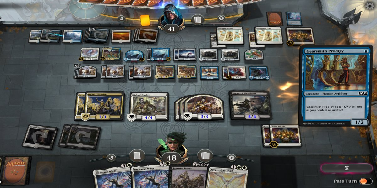 MTG Arena Open Beta PC Online Wizards of the Coast