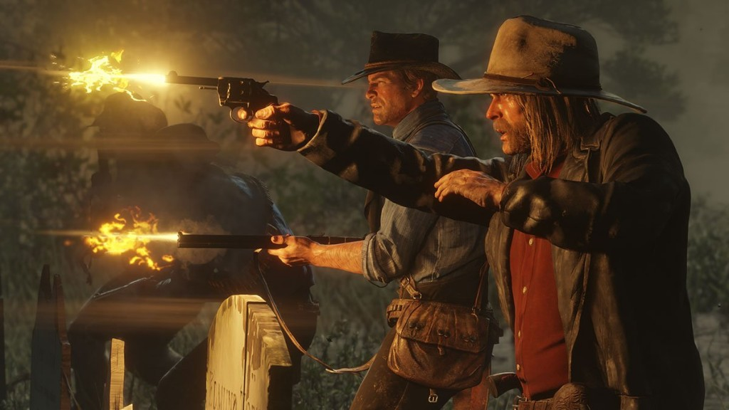 Red Dead Redemption 2 Multiplayer
