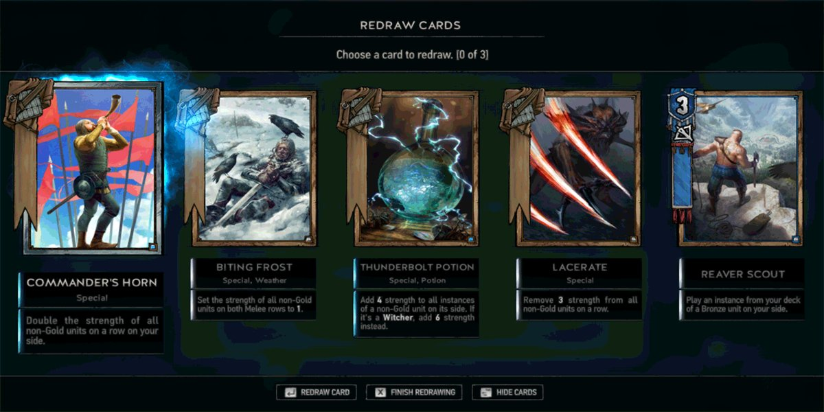 Gwent The Witcher Card Game by CD Projekt Red