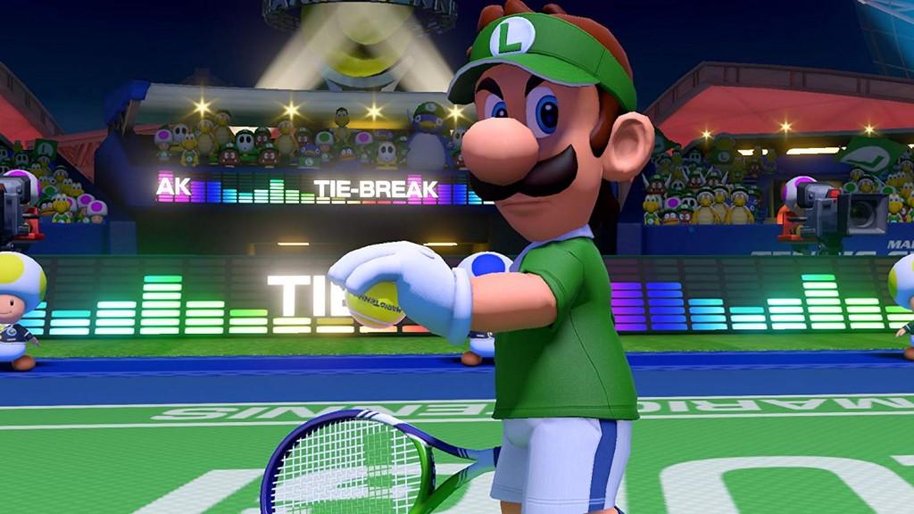 Mario Tennis Acs