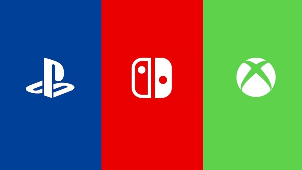 PS4 Xbox One Nintendo Switch Won 2018 Console