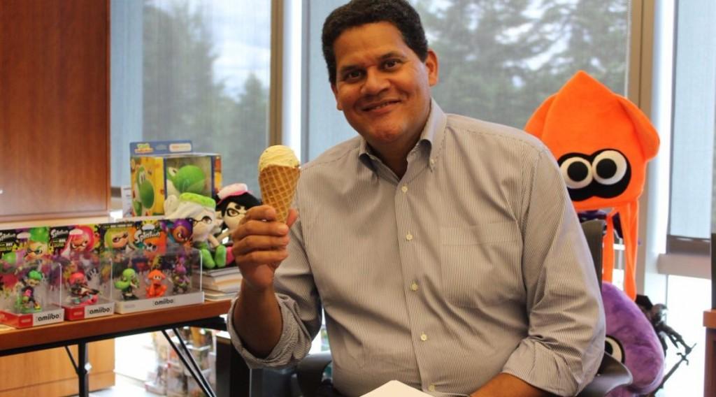 Reggie Fils Aime Nintendo Never be the same