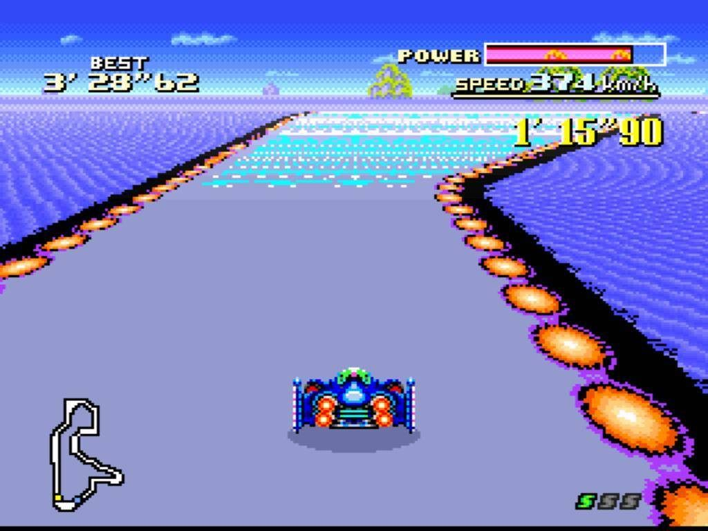 F-Zero Nintendo