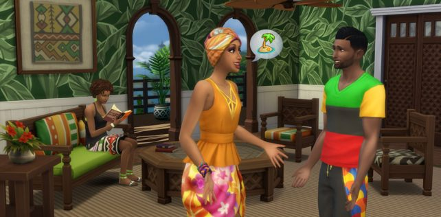 The Sims 4 free on Macs & PCs for a Limited Time