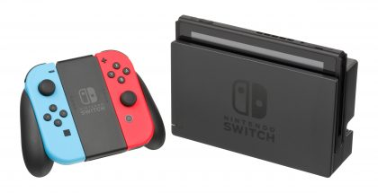 Nintendo Switch streaming service