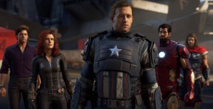 The Avengers Marvel