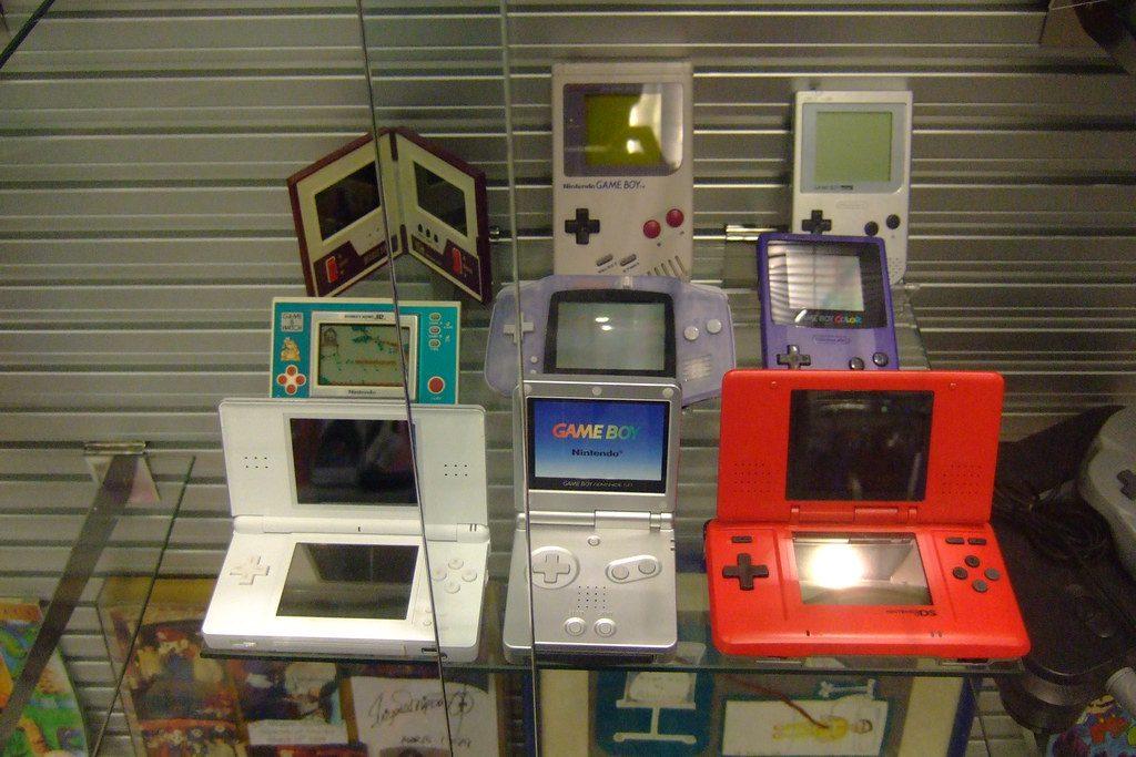 Every Nintendo Handheld