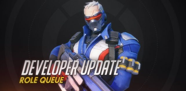 Overwatch Role Queue: A Reason to Play Again