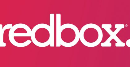 redbox logo on red