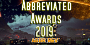 The Abbreviated Awards 2019