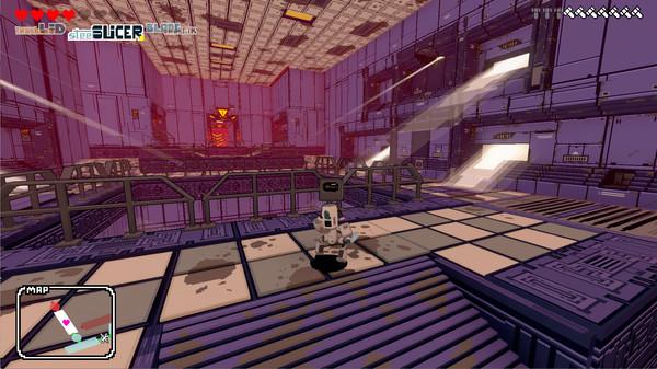 Heart&Slash PS4 indie game