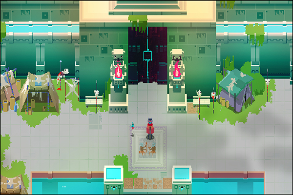 Hyper Light Drifter Is Hard To Play And Easy To Love still 1