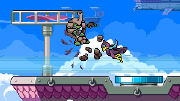 Rivals of Aether Xbox One Preview