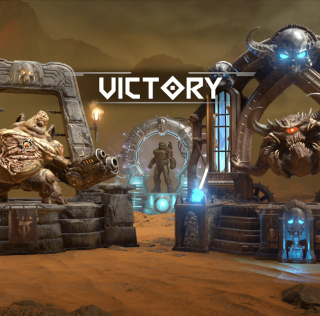 Doom Eternal's Battlemode is Actually Great