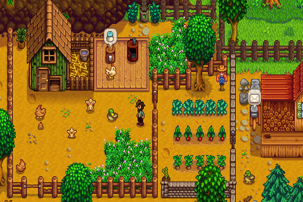 Stardew Valley still