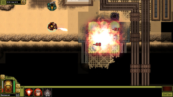 Templar Battleforce Game Still