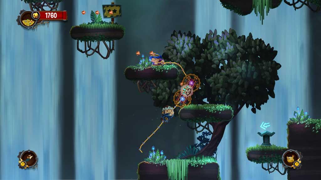 Chariot indie game screenshot