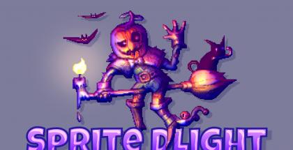 Sprite Dlight title