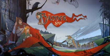 The Banner Saga title