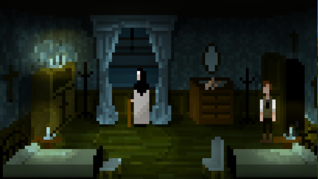 The Last Door indie game screenshot