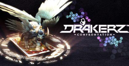 Drakerz game still