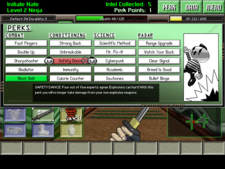 Rogue Shooter screenshot