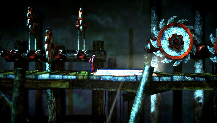 Spate indie game screenshot 2