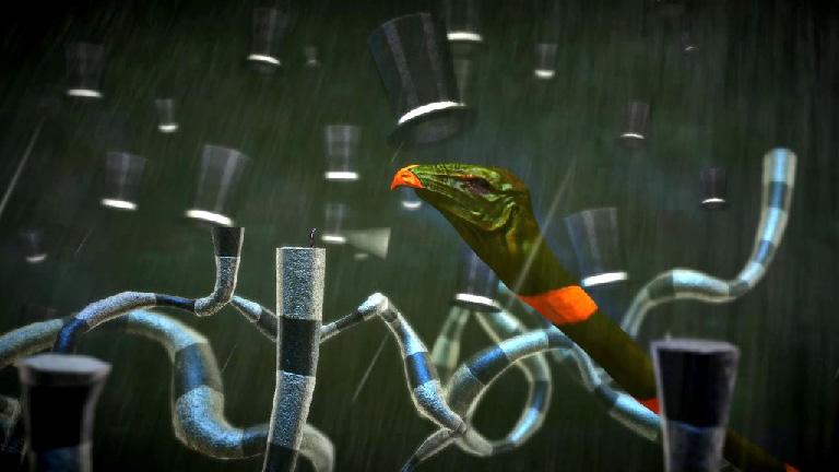 Spate indie game screenshot