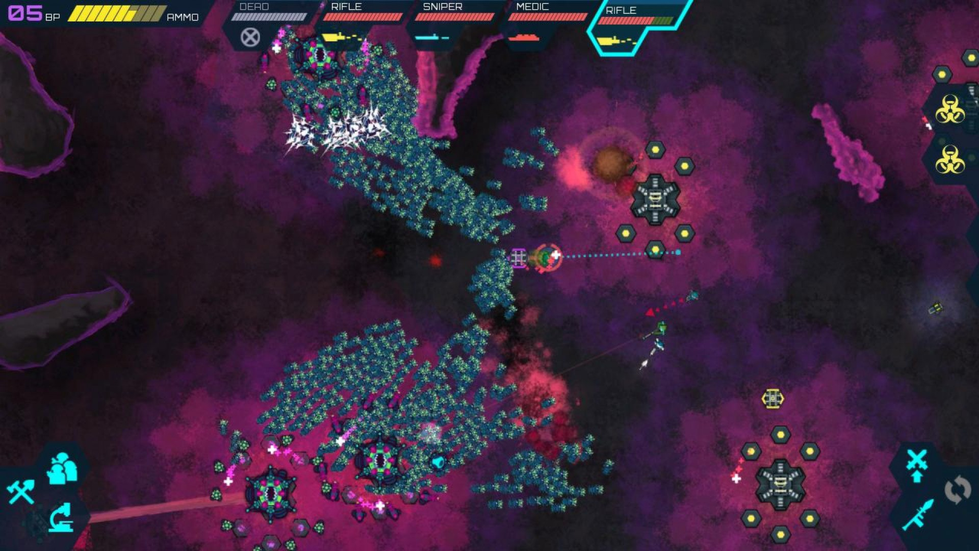 Infested Planet screenshot 2