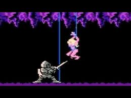 Wizards and Warriors NES